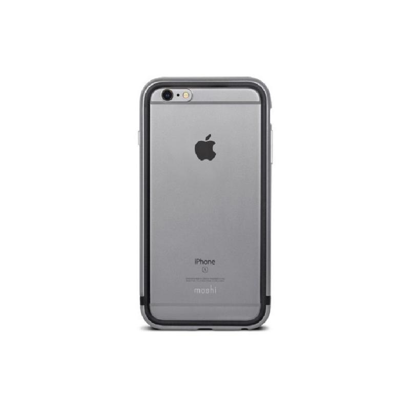 Moshi iPhone 6&6S iGlaze Luxe Titanium Gray
