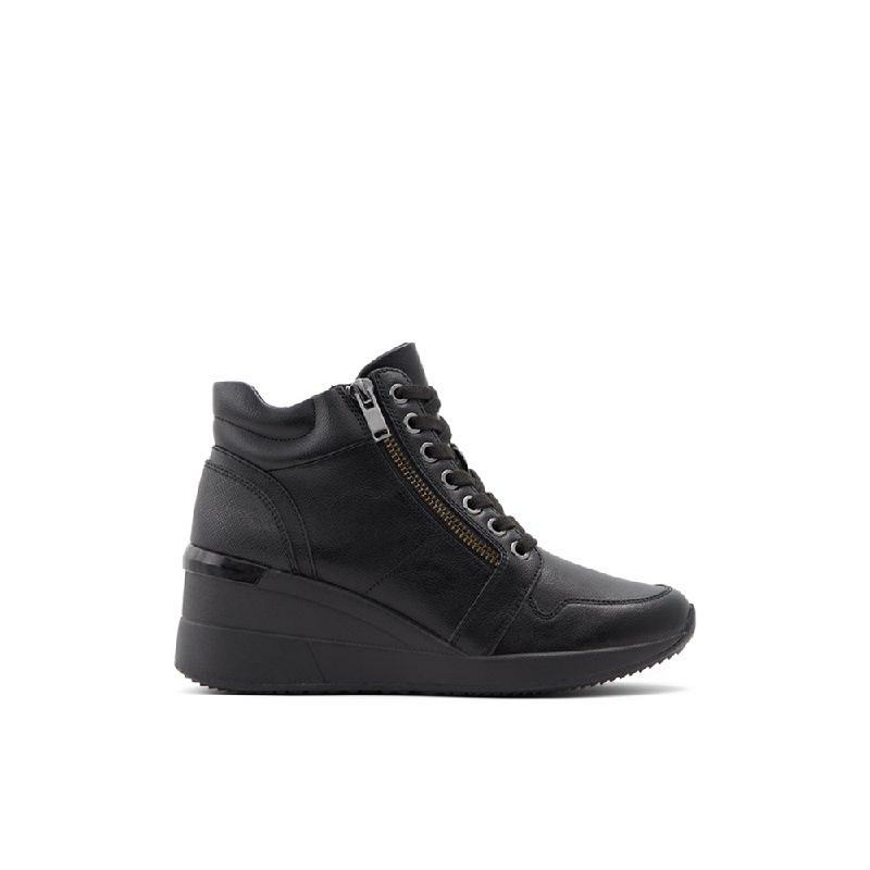 Aldo Ladies Shoes Sneakers LIBYAN-001-001 Black