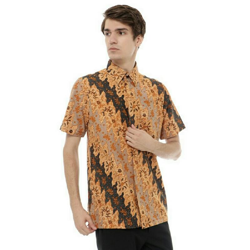 Batik Harni Hem Katun SF Lengan Pendek IMM004