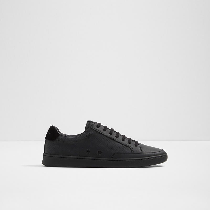 Aldo Men Sneakers ALUER-97-001 Black