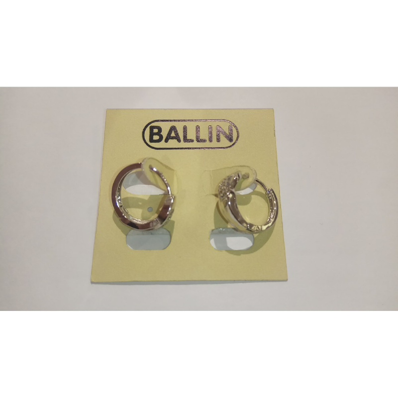 Ballin Women Earing FF-E0076S Silver