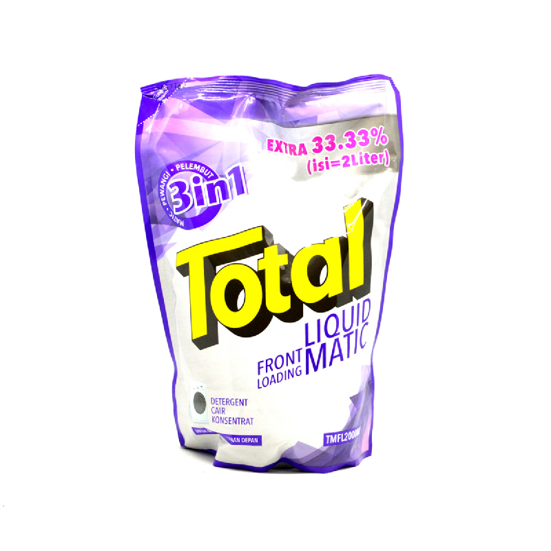 Total Matic Front Loading 2 Liter