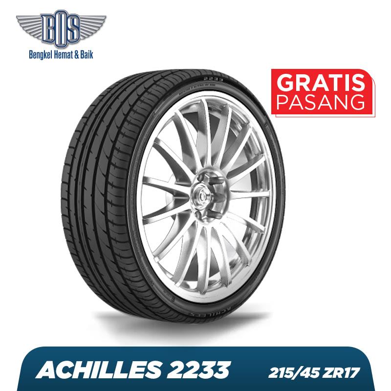 Achilles Ban Mobil  2233 - 215-45 ZR17 91W XL - GRATIS JASA PASANG DAN BALANCING