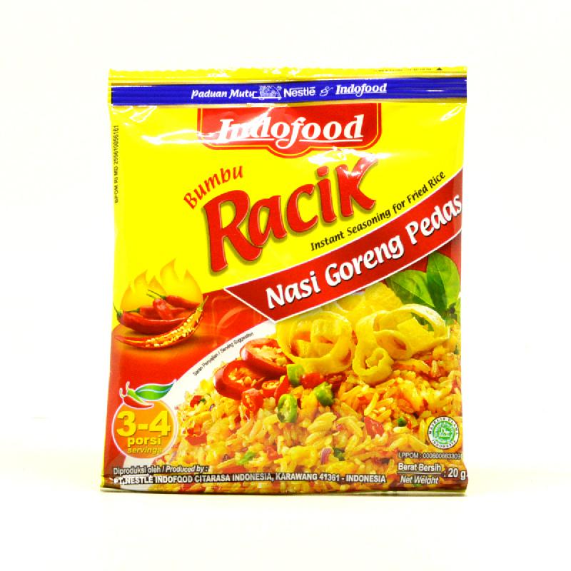 Indofood Racik Nasi Goreng Pedas 20g