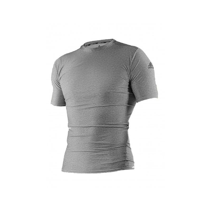 Adidas Combat Rash Guard Shirt  Adits312 Grey