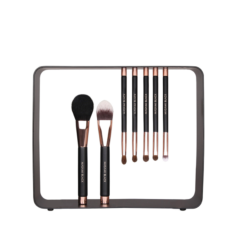 Masami Black The Magnet Brush 8 pieces