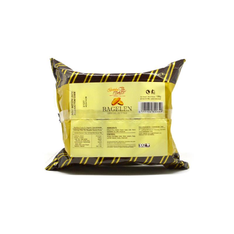 Kartika Toast Bagelen Spc Butter 108G
