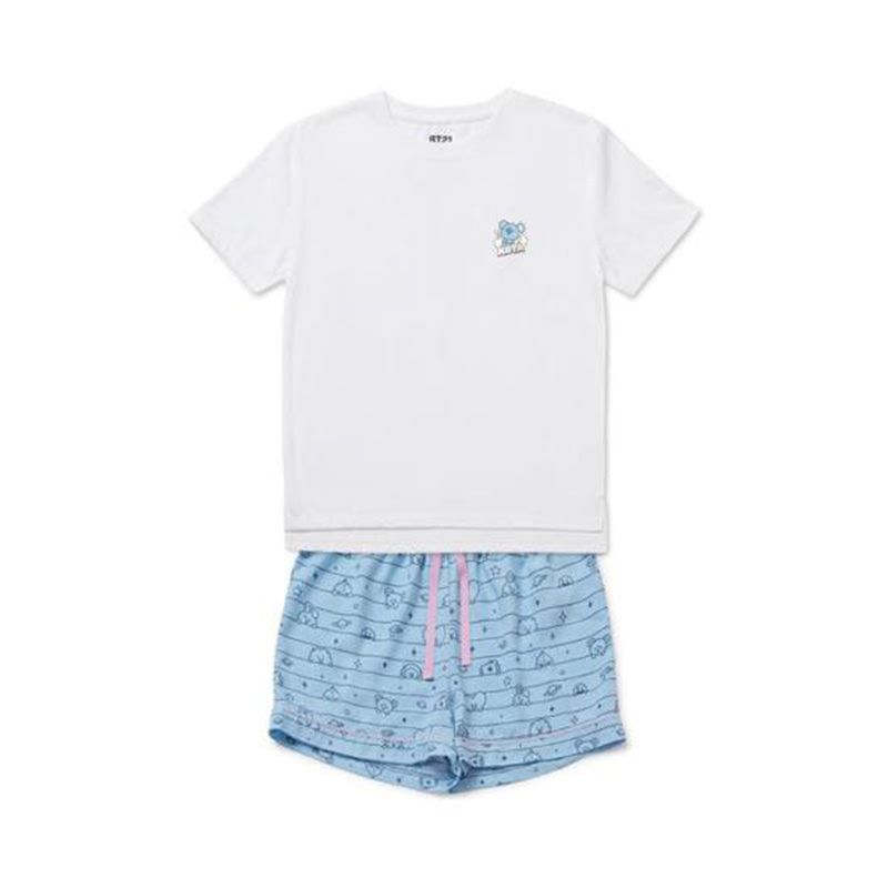 BT21 Koya Comic Pop Pajama Set