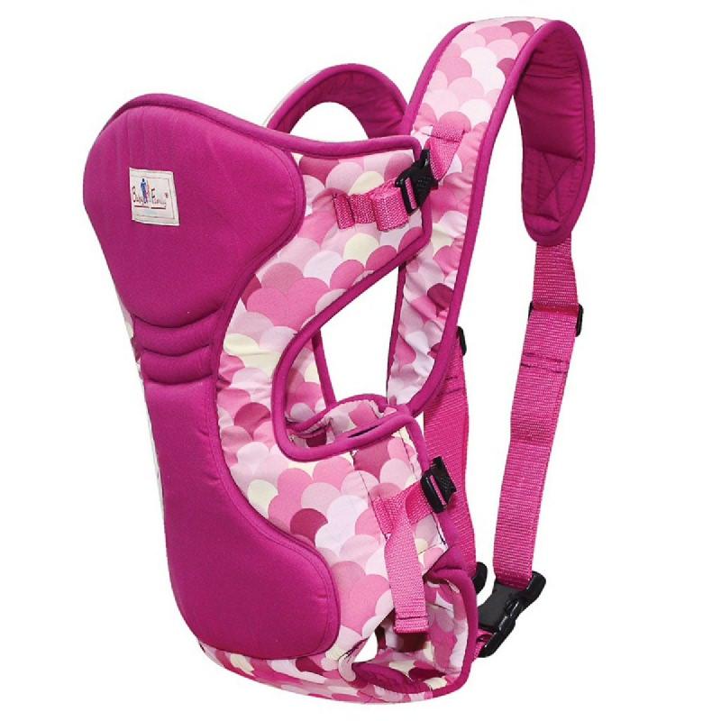 Baby Family Gendongan Ransel 02BFG2101 Pink