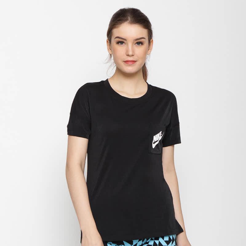Kaos Olahraga Casual Wanita 807233-010