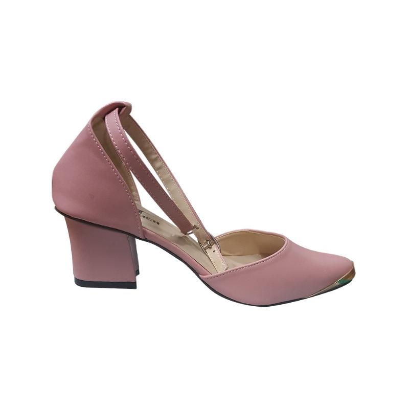 Anyolorich Heels ZA12 Pink