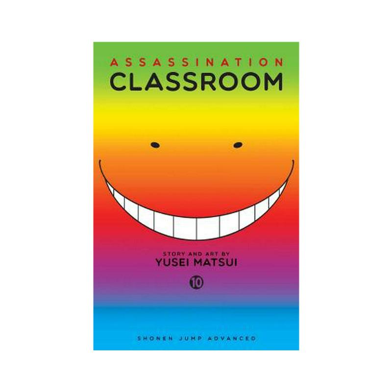 Assassination Classroom Gn Vol 10
