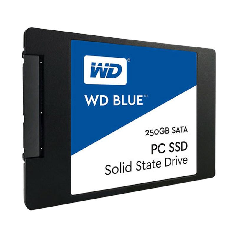 CSSD WD Blue™ 2.5 250G 560,530 MB,s