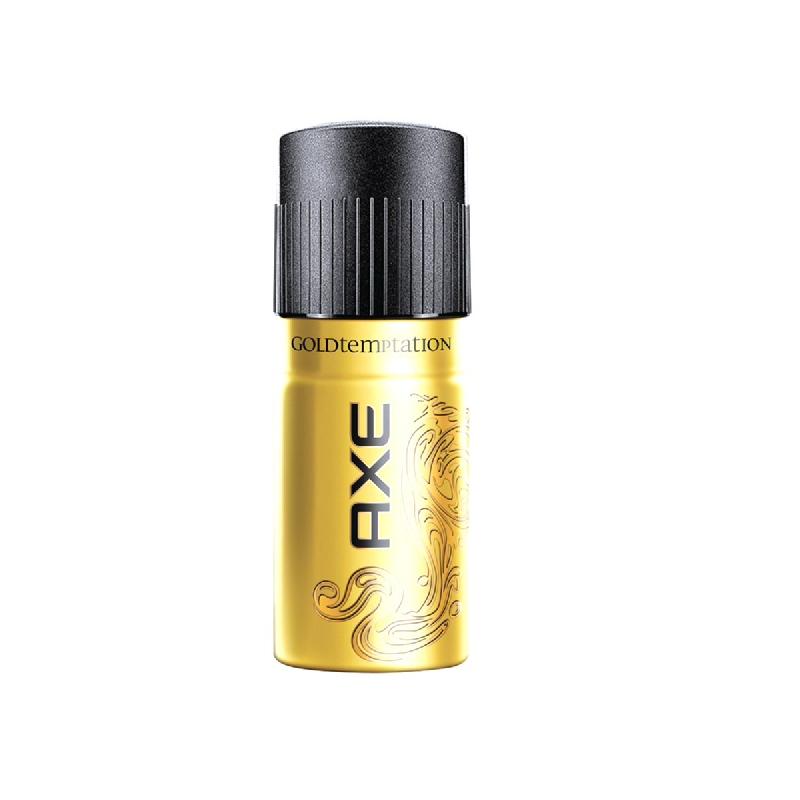 Axe Deo Spray Gold Temptation 150 ML