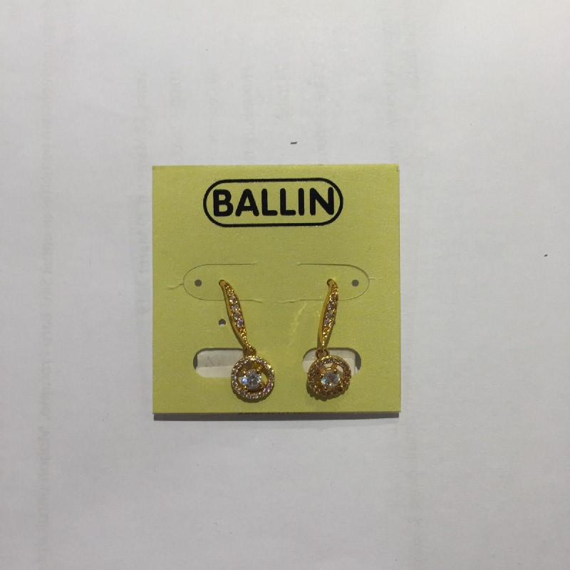 Ballin Women Earing FF-E0033G Gold