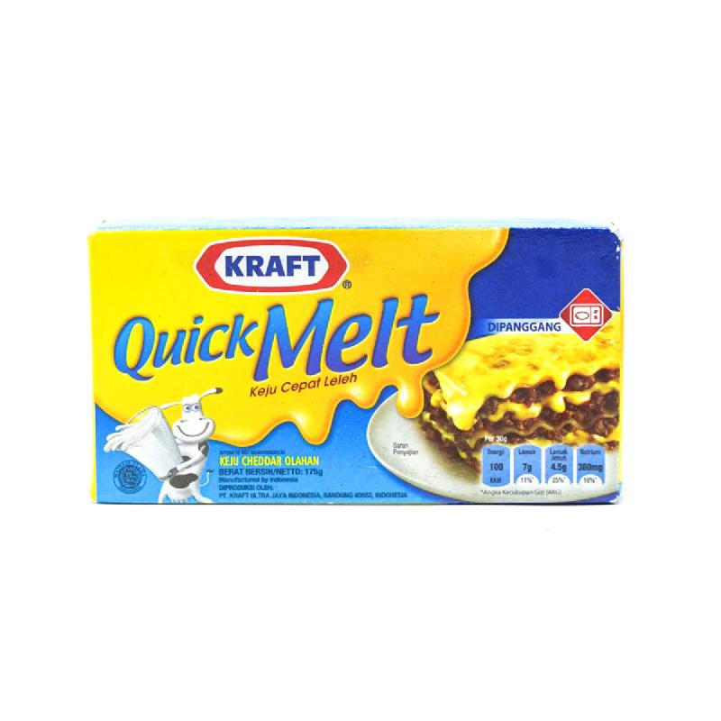 Kraft Quick Melt 175g