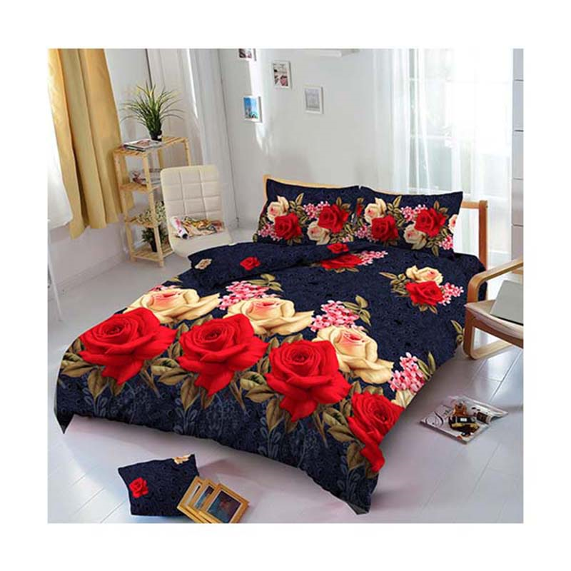 Kintakun Dluxe Bed Cover 180 x 200 (King) Siena