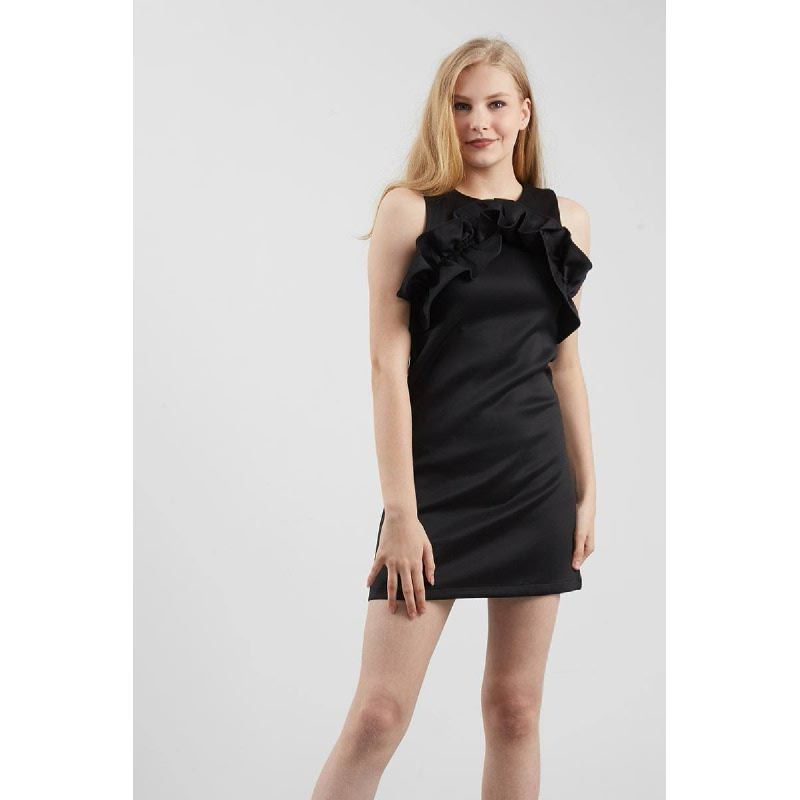 GW Grimma Dress in Black