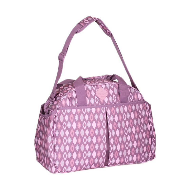 Okiegog Freckles Travel Bag Rombe Tas Bayi - Purple Pink