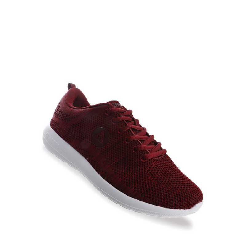 Airwalk Kellen Women Sneakers Shoes Maroon