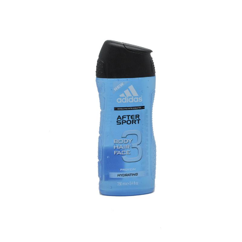 Adidas Men Shw Gel Hair&Body After Sport 250Ml