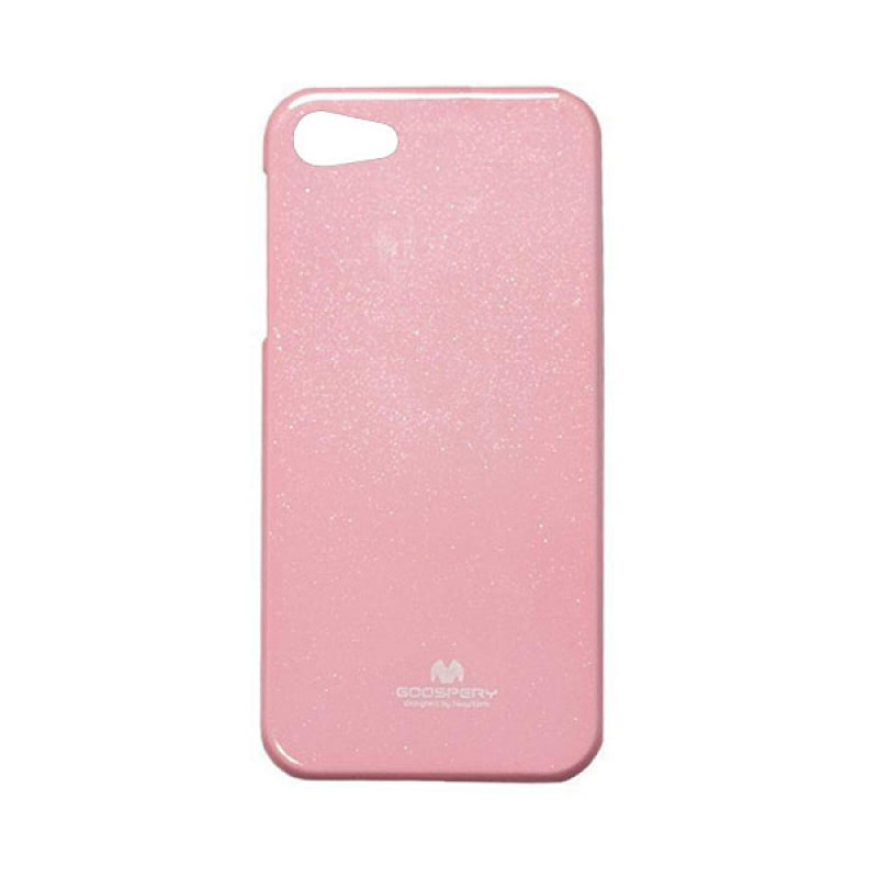 Goospery Jelly Case Vivo V5 - Pink