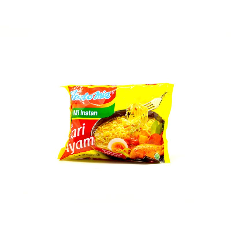 Indomie Mie Instan Kari Ayam Bawang Goreng 72 Gr