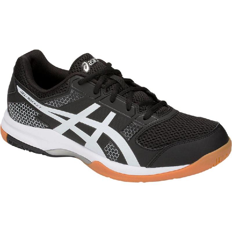 Asics Gel-Rocket 8 Men Multicourt Shoes Black