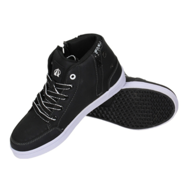 Ardiles Kashima Kids Sneakers Shoes Black White