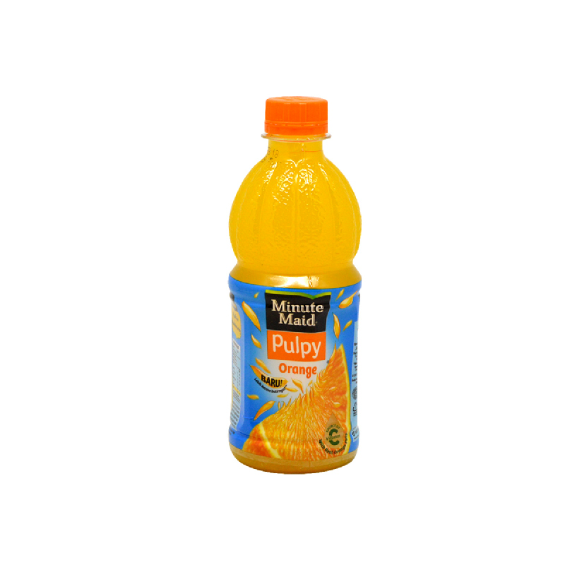 Minute Maid Pulpy Orange 300 Ml