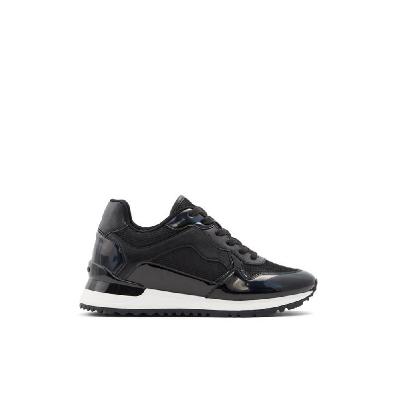 Aldo Ladies Shoes Sneakers DRATHIS-001-001 Black