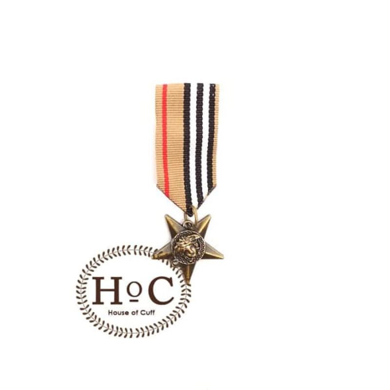 House Of Cuff Ribbon Flag Enamel Brooch Pin X04 Pin Brooch Jas Lapel Pin