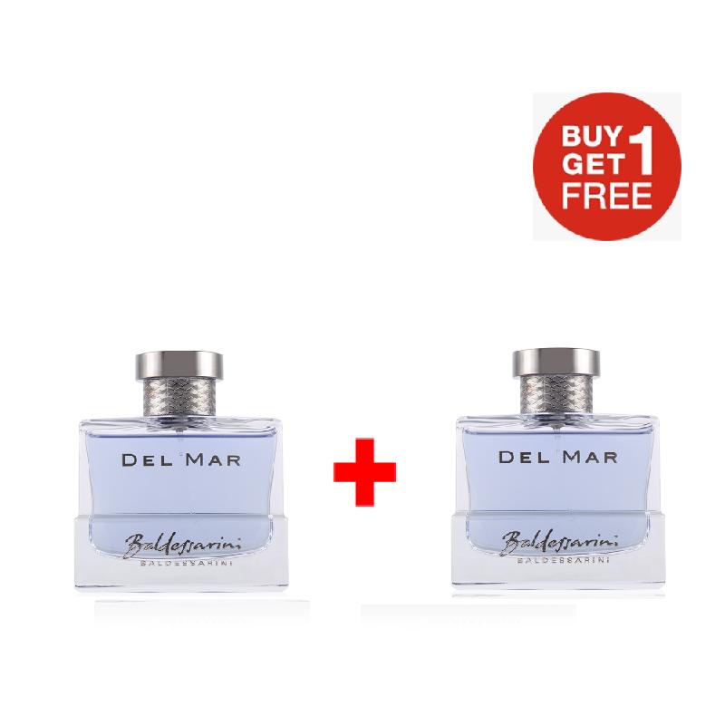 Baldessarini Buy 1 Get 1 Del Mar EDT Natural Spry 90ml