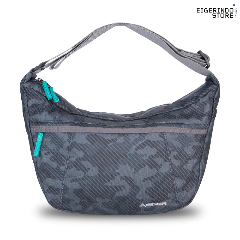 Eiger Conceal 2.0 Camo Shoulder Bag 10L - Black