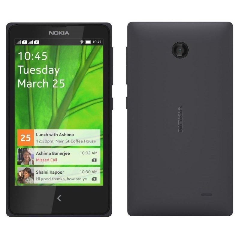 X Smartphone 4 GB, 512 MB RAM