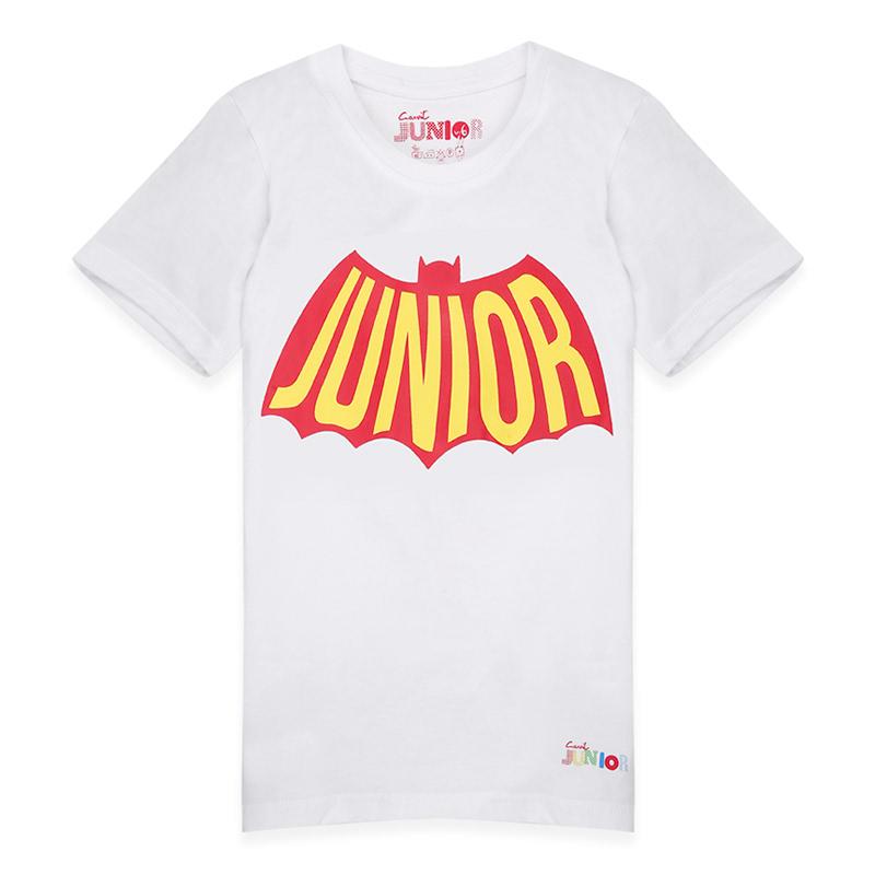 Junior-Wbzwhite T-Shirt Kids