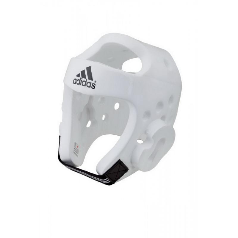 Adidas Combat Head Guard Tkd White