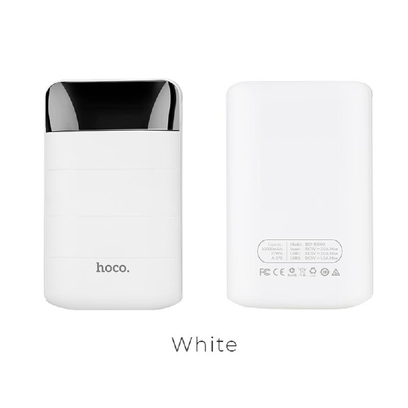 HOCO Powerbank B29 10000 White