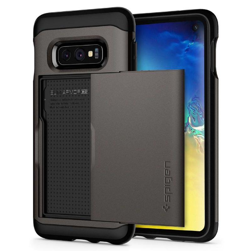 Spigen Galaxy S10e Case Slim Armor CS - Gunmetal