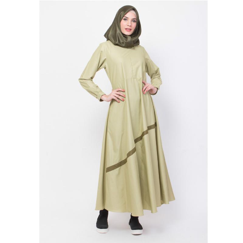 ALLEV Noor Dress HijauMuda