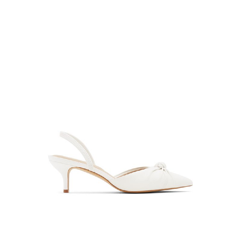 ALDO Ladies Heels GALAECIA-100 White