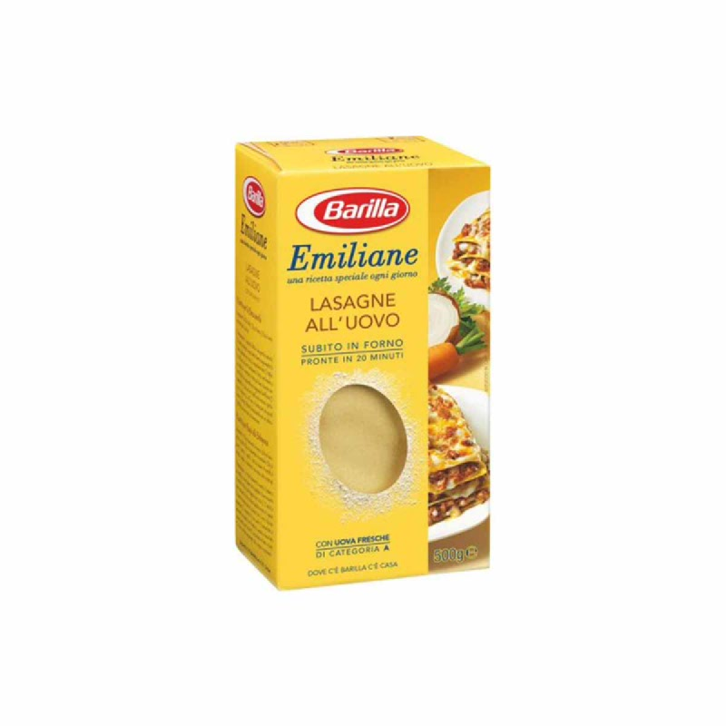 Barilla Lasagne Uovo  500 Gr