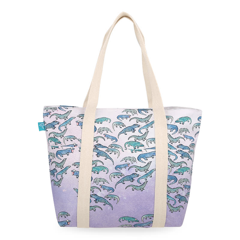 Kamalika Art Prints Tote Bag SB-Komodo
