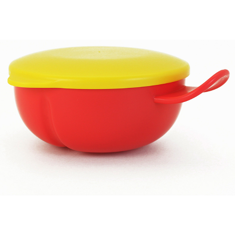Baby Beyond Divided Bowl With Handle BB1002