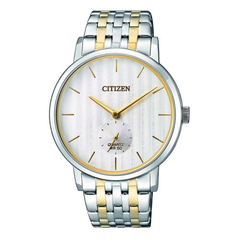 Citizen Jam Tangan Pria BE9174-55A Silver