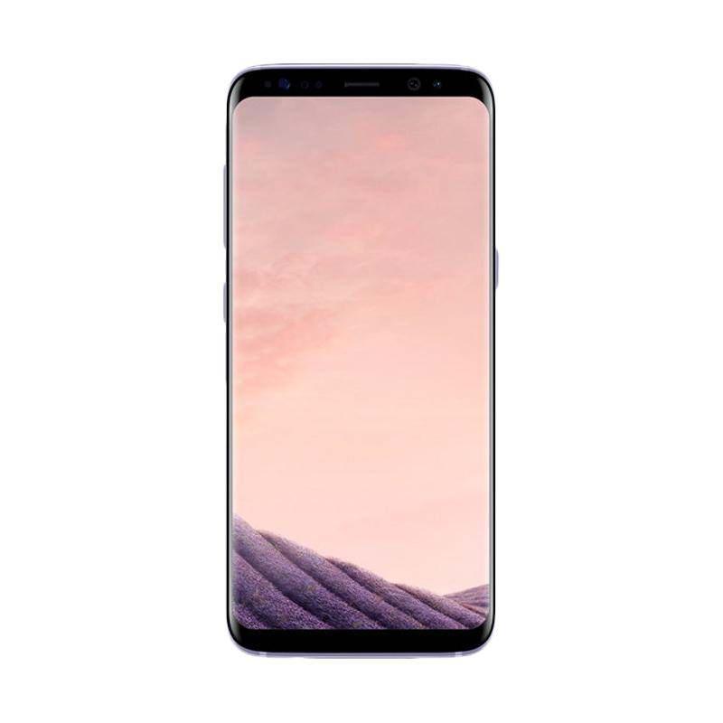 GALAXY S8 PLUS Smartphone - Orchid Gray [64 GB, 4 GB]