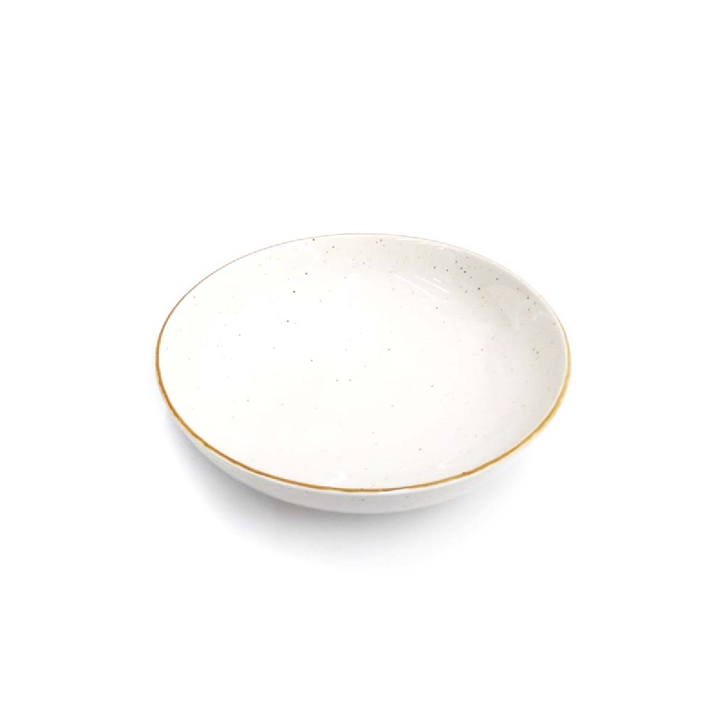 Lotte Mart Mangkuk Pasta Natural Narumi Gloss