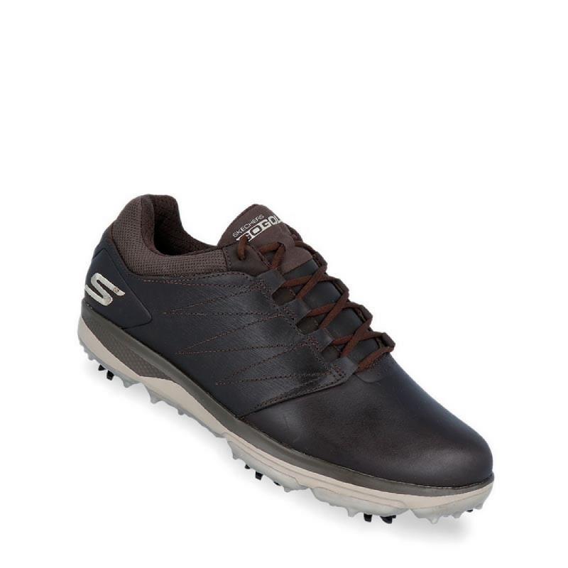 Skechers Golf Skechers Go Golf Pro V4 LX Men Golf Shoes Brown