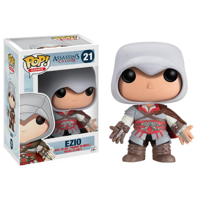 Games - Assassin's Creed - Ezio