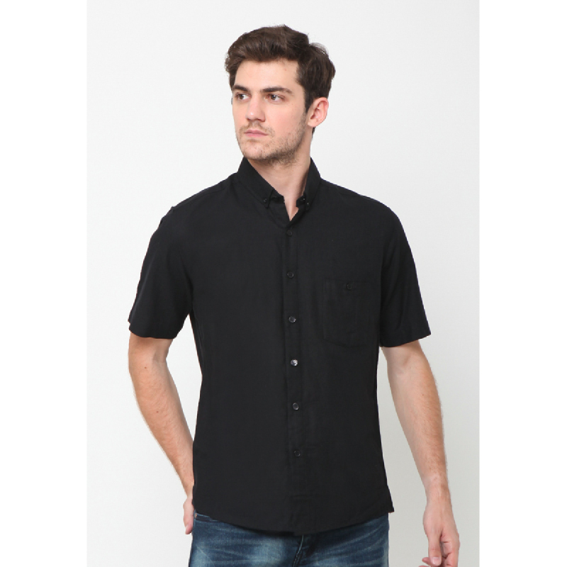 17Seven Shirts Black None Black
